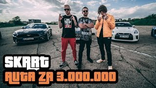 Auta za 3.000.000  - YOUNG MULTI & BETEO