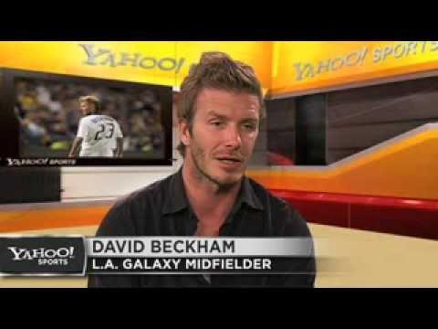 Interview - Beckham Talks About Carlo Ancelotti & Chelsea