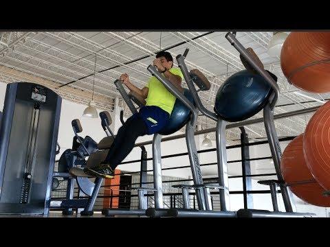 Abdominales la mejor rutina en el gimnasio para tener for Gimnasio 8 de octubre
