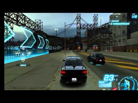Need For Speed World: Corridas épicas (Energy Nuclear Gamers) HD