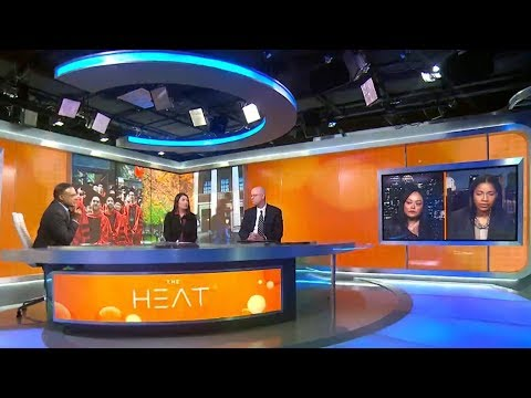 The Heat: Debating affirmative action panel