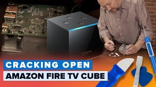 Amazon Fire TV Cube teardown: What's inside? (Cracking Open)