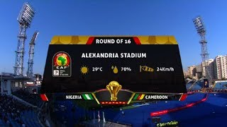 AFCON 2019 | Nigeria vs Cameroon | Highlights