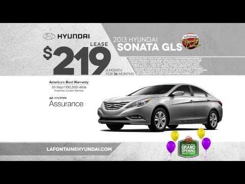 LaFontaine Hyundai - Grand Opening Sales Event - Dearborn, MI