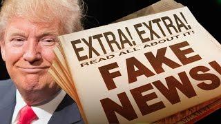 Donald Trump ist geisteskrank!!! - Fake news -