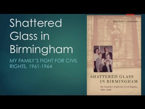 """Shattered Glass in Birmingham"" - Western Libraries Reading Series - Oct. 30, 2014"