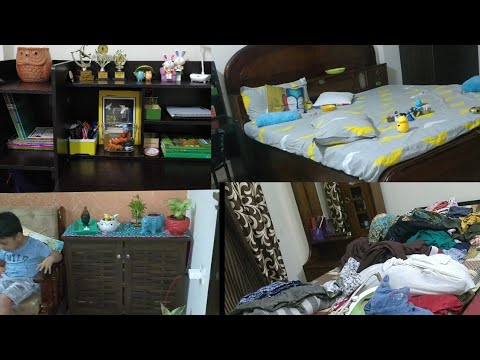 Indian Evening Home Cleaning Routine/Study Table Organisation/Indian Vlogger Manisha
