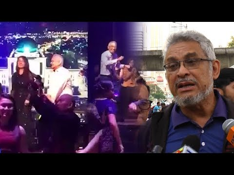 Khalid Samad on gala night twist: It's not a problem to me, not like they were hugging