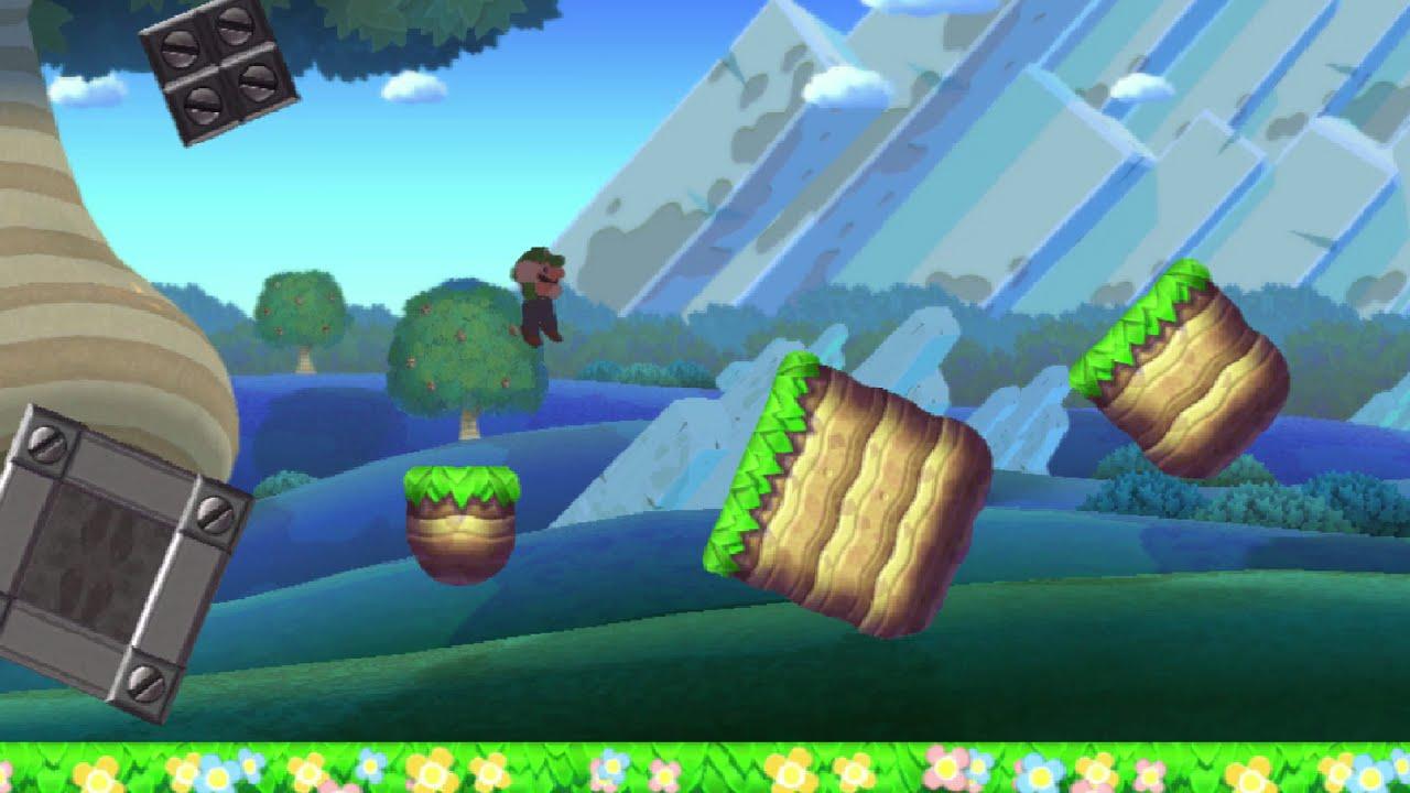 [TCRF] New Super Mario Bros /Luigi U - Unused Sprite Showcase