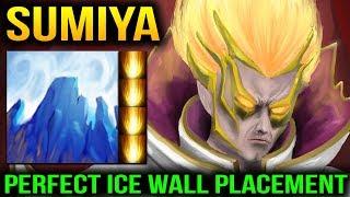 Sumiya Invoker Cataclysm + Perfect Icewall = GG Dota 2 7.10