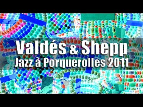 Chucho Valdes & Archie Shepp Afro-cuban project - Mambo influenciado