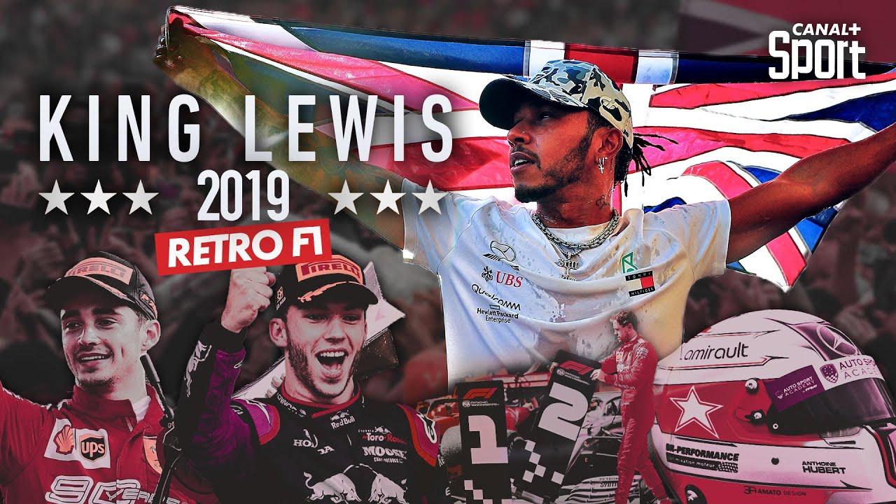 Download Rétro F1 2019 - King Lewis