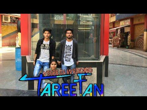 Tareefan   Veere Di Wedding   Qaran ft. Badshah   Dance Choreography by Rahul Bisht