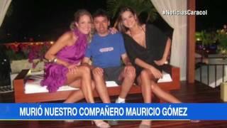 Luto en el Canal Caracol: falleció nuestro compañero Mauricio Gómez
