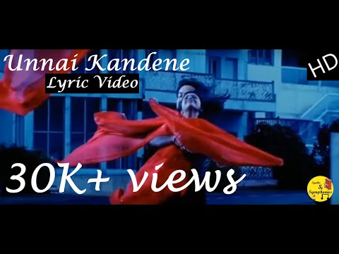 Unnai Kandane (Lyric Video) | Parijatham | Prithvi Raj | Dharan Kumar