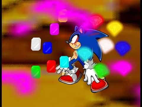 Super Sonic X Universe OVA 1 el reto maximo  YouTube