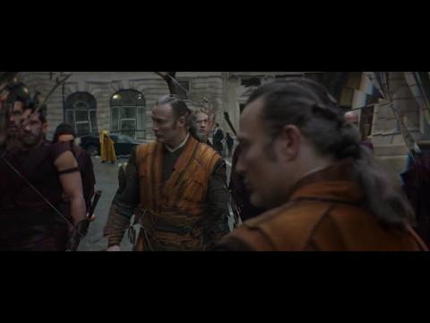 Doctor Strange Full Movie clips