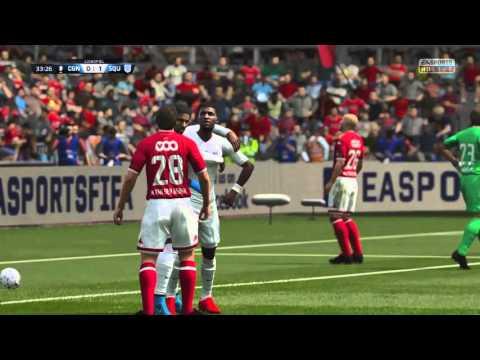 Fifa 16 Pro Clubs #99 Standard Lüttich - England
