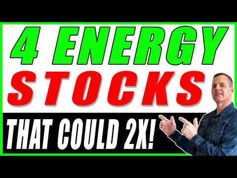 ENERGY STOCKS THAT COULD DOUBLE THIS YEAR 🔥🔥🔥