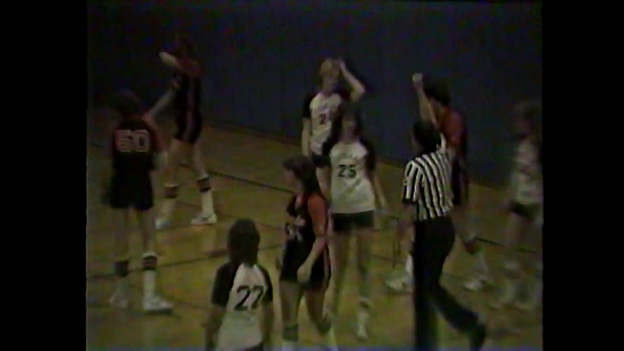 NCCS - Plattsburgh Girls B S-F  3-7-84