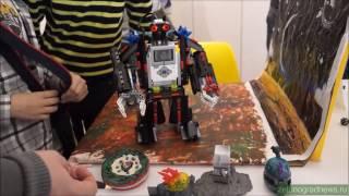 Конкурс по робототехнике «Мой луноход»