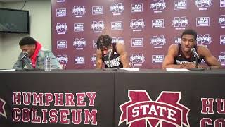 GPTV: Mississippi Stater players talk win over Arkansas