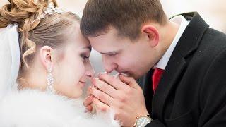 Ульяна и Николай. Любовь выше небес. Торжественное венчание, купола храма с вертолета.  Кривой Рог