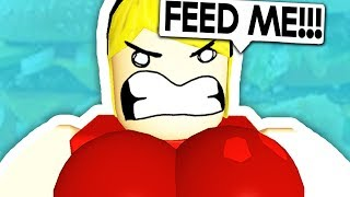 FEEDING GIRLS EN ROBLOX