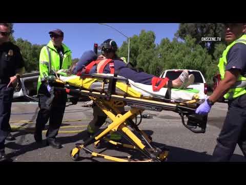 Chula Vista: Injury Accident 09072018