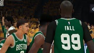 NBA 2K19 Tacko Fall My Career Ep. 24 - Quadruple Double