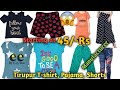Factory price T-shirts, pajama, Shorts, night wear, plazzo and legging Tirupur manufacturing, Delhi
