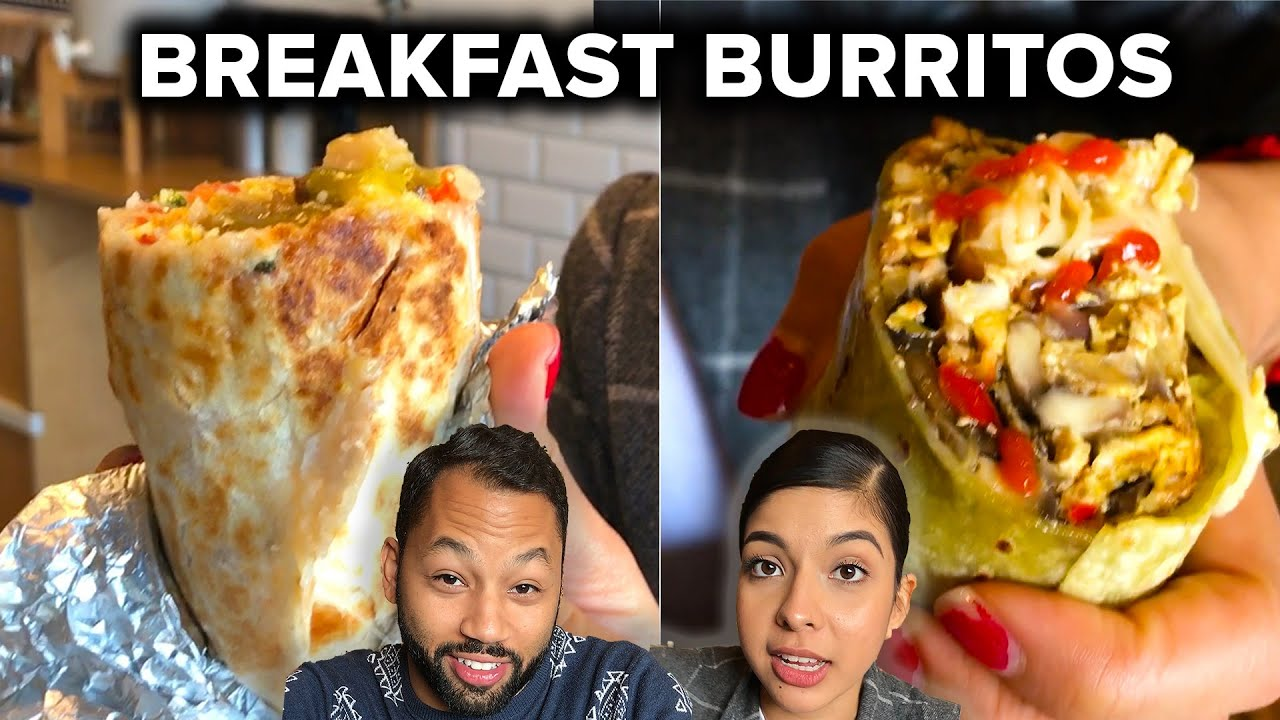 maxresdefault - We Tried To Find The Best Breakfast Burrito In LA