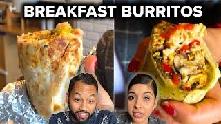 We Tried To Find The Best Breakfast Burrito In LA