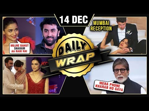 Alia On Marriage With Ranbir, Priyanka Nick Baby Plans, Deepika On Honeymoon & More   Top 10 News
