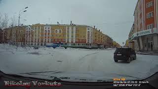 Воркута Ленина 4. 06. 2018.