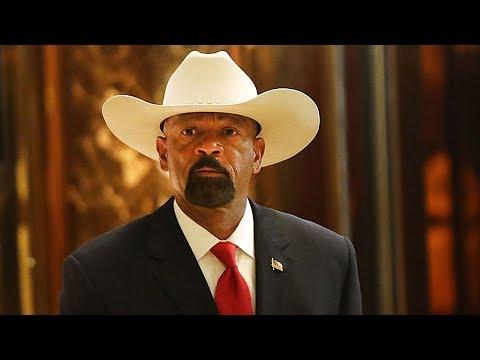 Sheriff David Clarke Resigns, Trump Administration Job Next?