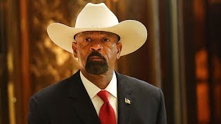 Sheriff David Clarke Resigns, Trump Administration Job Next?