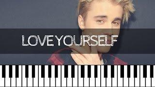 Justin Bieber – Love Yourself