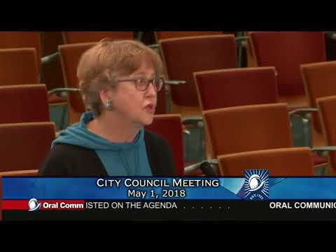Resident Outraged at Councilman Scharf's Abuse of Power