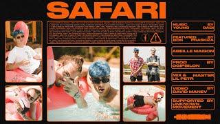 Young Dadi ft. Bon Praskiza - Safari 🦩 (Official Video)
