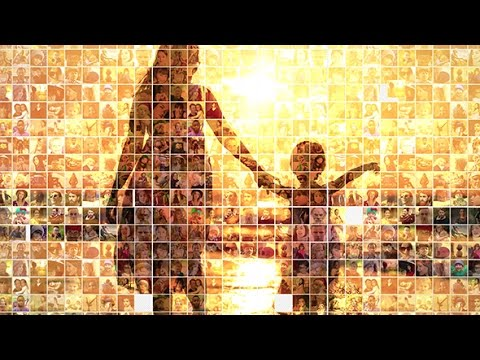Mosaic Photo Reveal | After Effects template