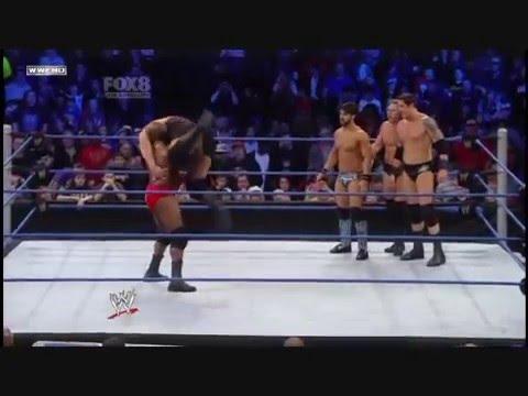 Sleeper choke gay torture rack wrestling video