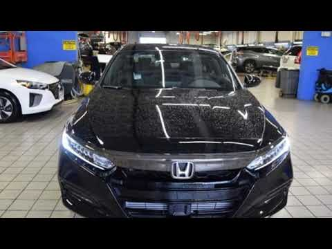 New 2019 Honda Accord Washington Dc Dealer Md Hka083406