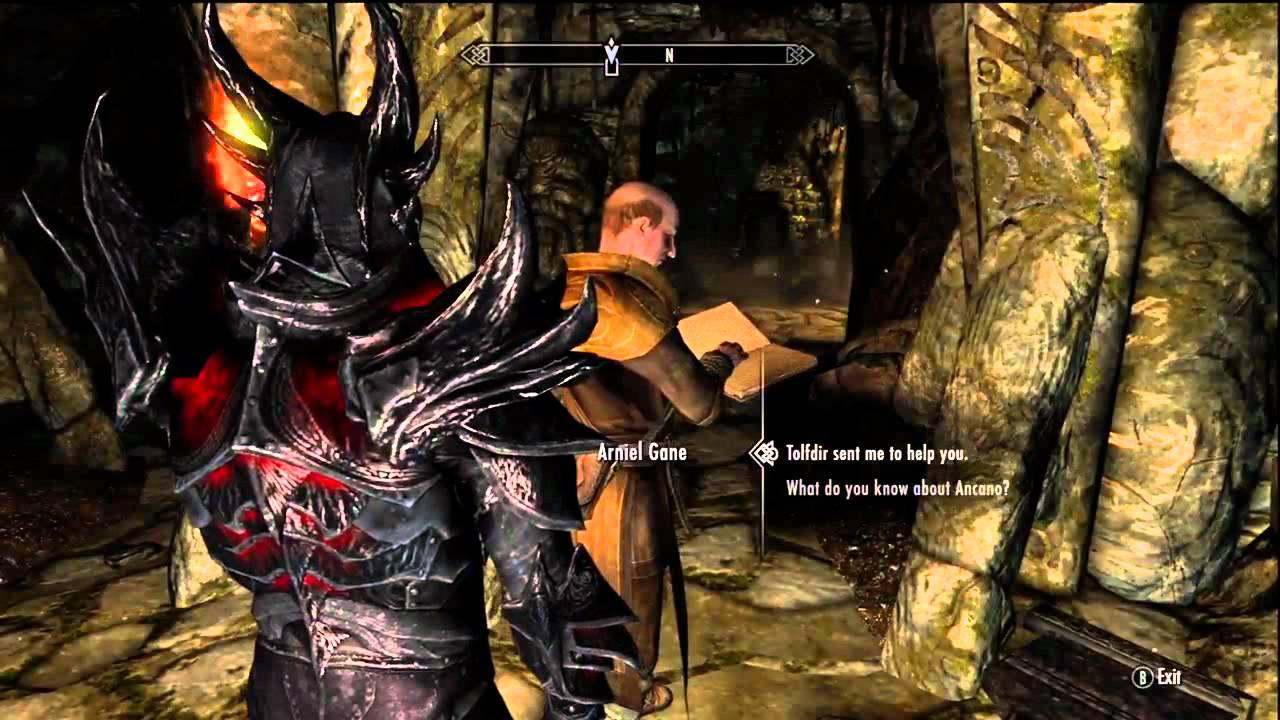 Skyrim Guide Part 10: All Ice Form Shout Locations, Frostmere ...