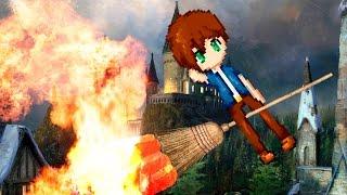 СБЕЖАЛ С УРОКОВ В ХОГВАРТСЕ! (garry's mod hogwarts rp server)