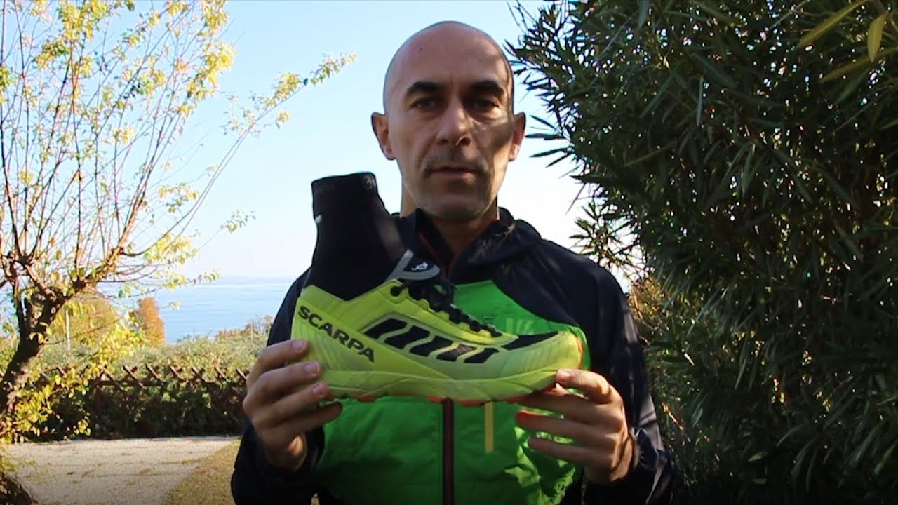 Test Scarpa Atom S Evo OD 4ActionSport