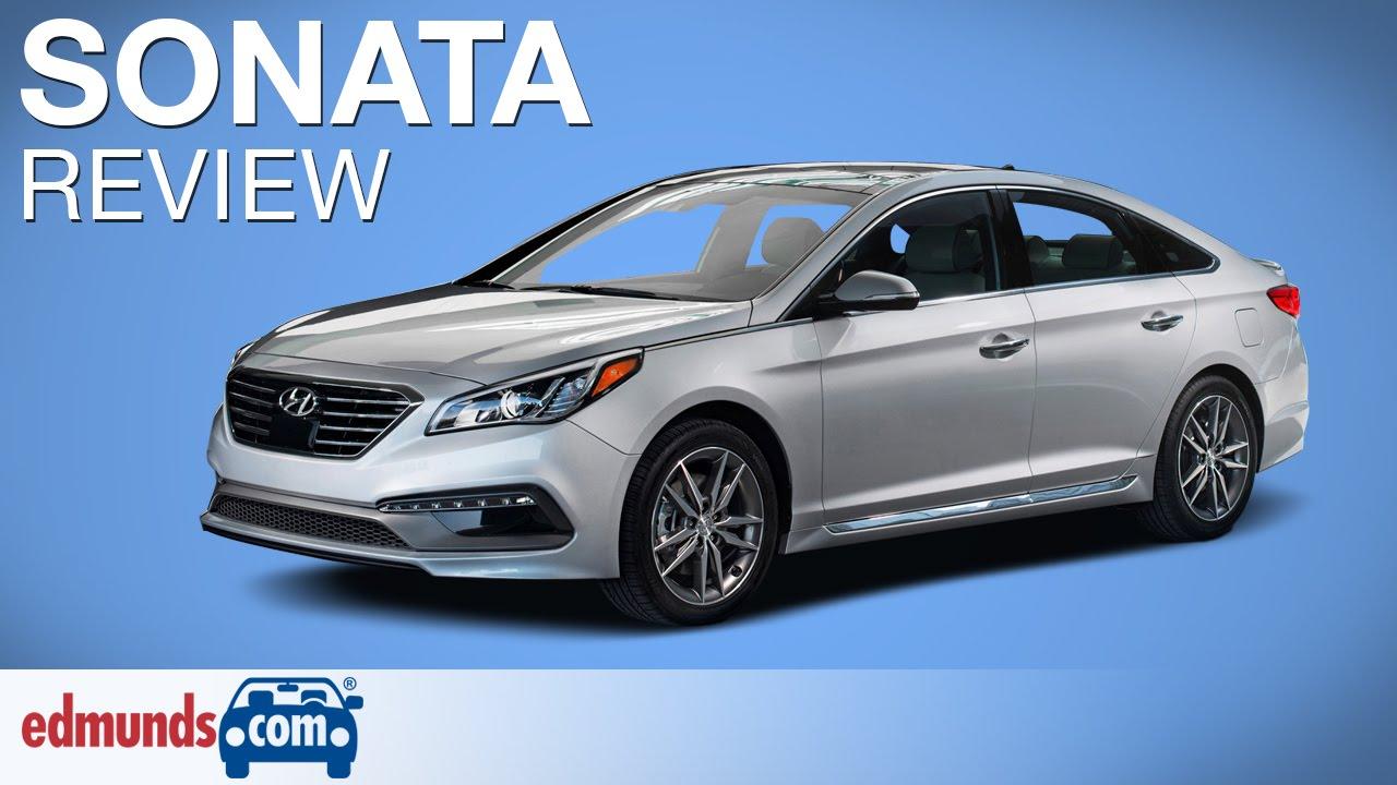 2017 Hyundai Sonata Review Edmunds
