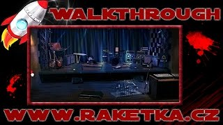 Rock 'N' Roll Escape - Návod - Walkthrough