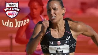 Holla Atcha Boy (Lolo Jones Episode 1.98)