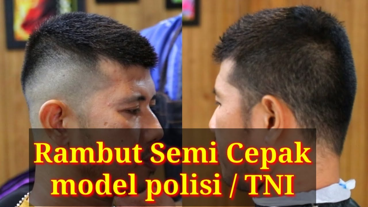 Model Rambut Semi CEPAK - YouTube